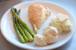 The-Landlocked-Mermaid.com: Garlic and Brown Sugar Chicken : Is SO yummy and easy to make!